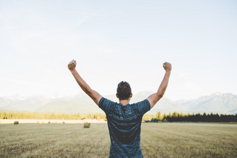voittaja, onnistuminen, elämäntapamuutos
